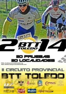 El II Circuito Provincial BTT Toledo llega a Consuegra