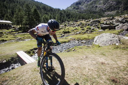 El Iron Bike de los Alpes supera el ecuador de la carrera