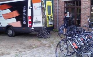 El Lointek Team se concentra en Bélgica