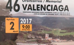 El Memorial Valenciaga se presenta hoy por streaming