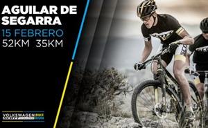 El MTB llega a Aguilar de la Segarra el 14 de Febrero