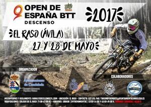 El Open de España de Descenso se despide en El Raso