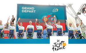 El Orica GreenEdge anuncia su alineación para el Tour de Francia