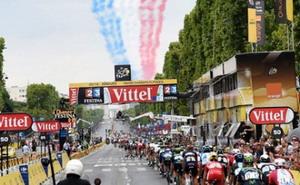 El OricaGreenEdge listo para el Tour de Francia