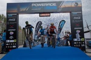 El Powerade-MMR repite triunfo en la Powerade ION4 Madrid-Lisboa