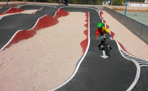 El Pump Track novedad en el Cofidis Biker Cup 2017