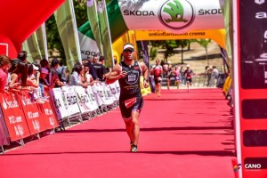 El Santander Triathlon Series Madrid regresa el 16 de julio