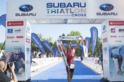 El triatlón cross llega a la Casa de Campo