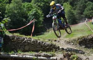 El Vallnord Bike Park La Massana acogerá los UCI 2015