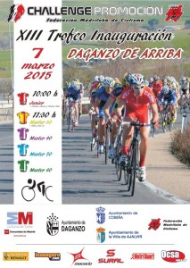 El XIII Trofeo Inauguración en Daganzo
