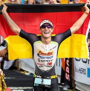 Entrevista con Sebastian Kienle campeón del Mundo IRONMAN 2014