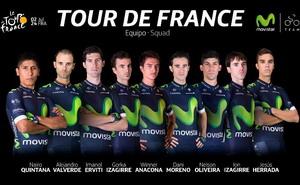 Equipo de lujo para llevar a Quintana a lo más alto de El Tour de Francia