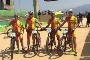 España podrá contar con tres corredores en los Juegos de Río