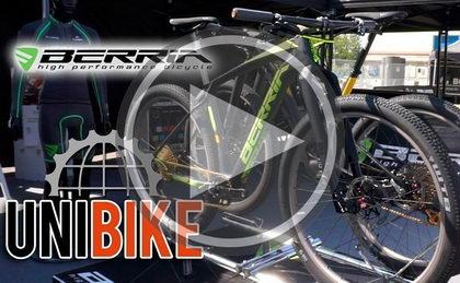 Especial bicicletas Berria 2018 desde la Feria Unibike