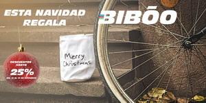 Esta navidad regala Bibóo con hasta un 25% de descuento