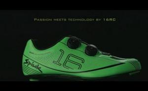 Estreno del Teaser oficial de las zapatillas Spiuk 16RC