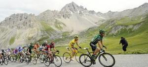 Etapa del día - Hoy doble subida a Alpe D Huez