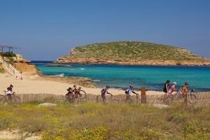 Etapas y recorrido Vuelta a Ibiza BTT 2015