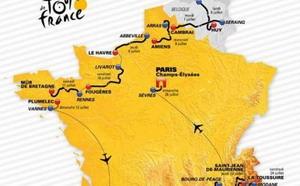 Etapas Tour de Francia 2015