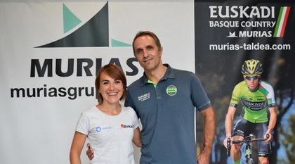 Euskadi Murias y Bizkaia Durango unen sus fuerzas para 2018