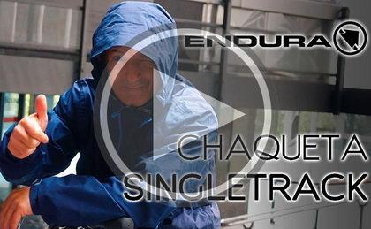 Evita la lluvia con la Chaqueta Singletrack de ENDURA