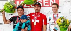 Fabian Cancellera gana su séptimo título nacional en CR
