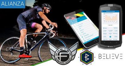 Faster Wear y Believe App se unen para promover el deporte y la vida saludable