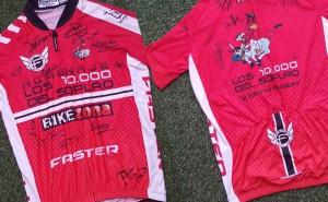 FasterWear sortea el maillot fimado conmemorativo de los 10000 del Soplao