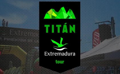 Fechas y sedes Titán Extremadura Tour 2018