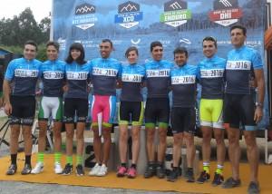 Ferrol acoge la primera prueba del Open de Galicia XCO
