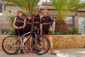 Fin de semana cargado para el Bikezona Team