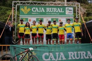 Finalizó en Estella el Superprestigio MTB Caja Rural 2016