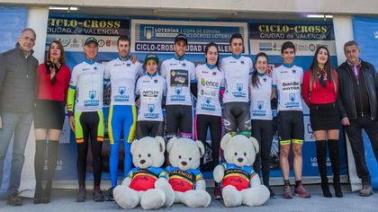 Finalizó en Valencia la Copa de España de ciclocross 2017