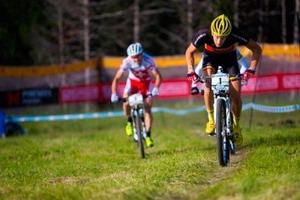 Forma parte del UCI Mountain Bike Masters World Championship