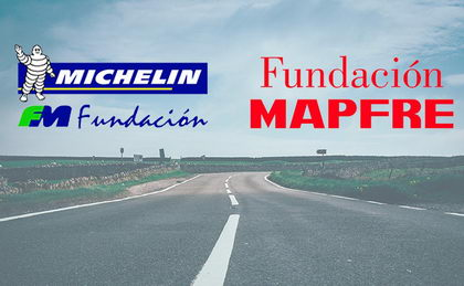 Fundación Michelin y Fundación MAPFRE por la seguridad vial