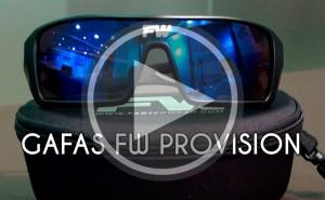 Gafas FW PROVISION de FasterWear: Visualiza tus retos