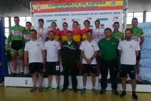 Galapagar despide los Campeonatos de España de pista