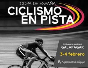 Galapagar estrena la Copa de España de pista