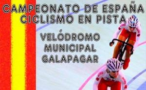 Galapagar se prepara para su séptimo Nacional de pista