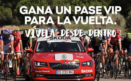 Gana un pase VIP y vive la Vuelta desde dentro