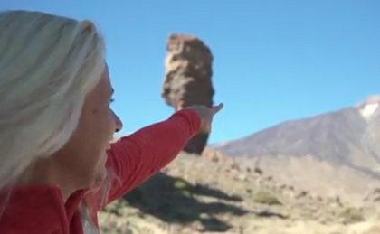 Gema Hassen-Bey finaliza su primera etapa en el ascenso al Teide