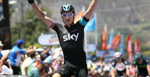 Victoria para Geraint Thomas en el Tour Down Under