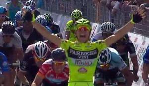 Avance Giro: Andrea Guardini se hace con la 18ª etapa