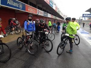 Gran éxito del Crojet Sports en Montmeló