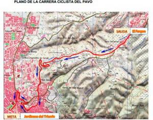 Granada celebrará la Carrera Ciclista del Pavo