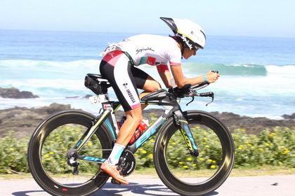 Gurutze Frades volverá a participar en el Ironman de Hawái
