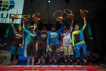 Hill y Ravanel nuevos Campeones del Enduro World Series
