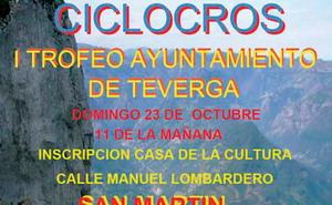 Horarios ciclocross Teverga, tercera de la Copa de Asturias