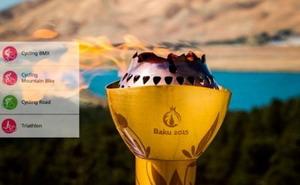 Horarios pruebas ciclistas en Baku 2015
