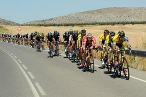 Hoy sabré cuál es mi sitio en esta Vuelta asegura Contador